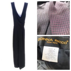 Donna Ricco New York Jumpsuit